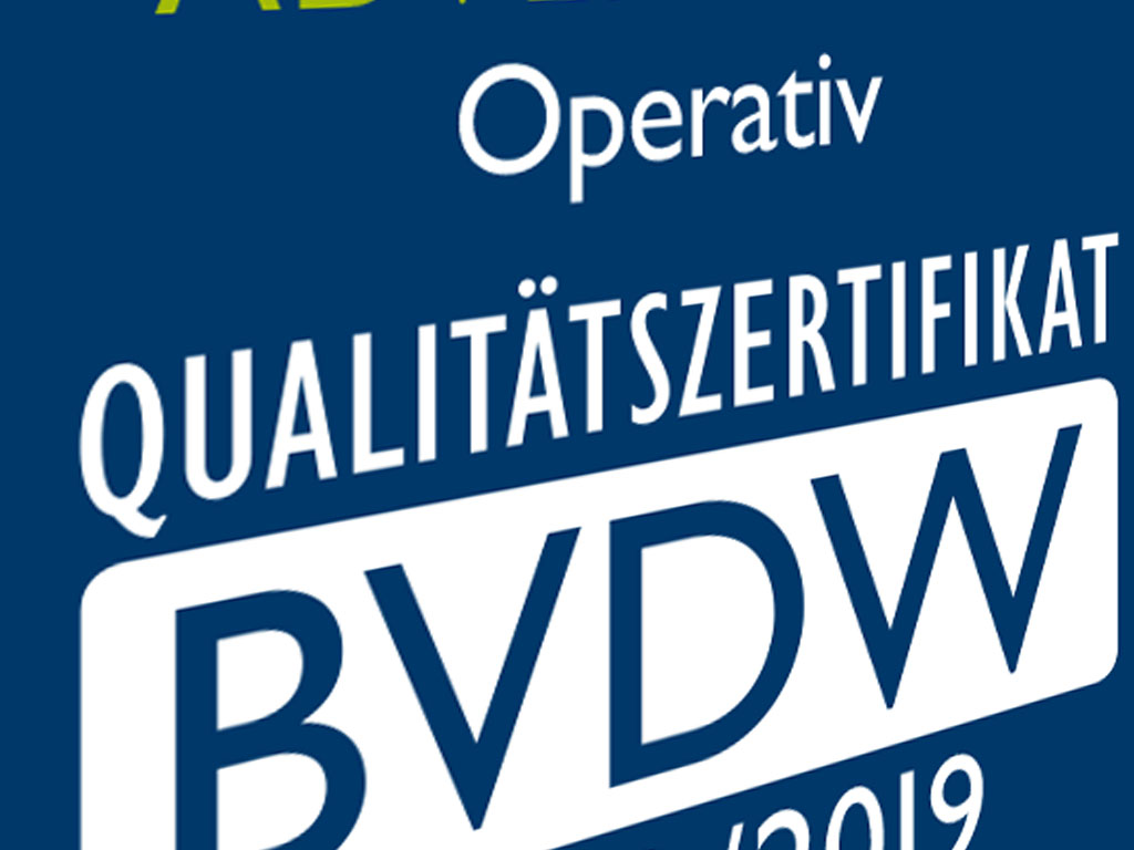 Q division erhält Programmatic-Advertising-Qualitätszertifikat des BVDW